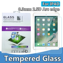 TableT screen guard online shopping - For iPad Air Tempered Glass Screen Protector Guard Shield For New iPad Pro mini Samsung Tablet