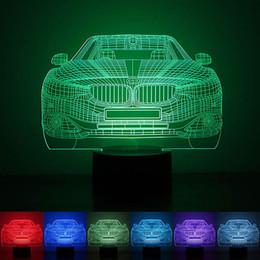 $enCountryForm.capitalKeyWord Canada - Car Modeling Atmosphere Lamp 3d Led Nightlight Festival Lantern Christmas Gift Decoration Supply Glow Accessory Party Favors