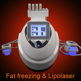 LLLt machine online shopping - High Quality fat freezing liposuction Slimming Machine Pads LLLT lipo Laser Skin tightening beauty Equipment