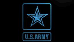 LS634-й-сша-армия-военно-Звезда-значок-Неон-световой знак декор Бесплатная доставка dropshipping оптом 8 цветов на выбор