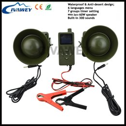 2014 Newest Item Birdcaller And Hunting Led Flashlight 2 In 1 Bird Sound Mp3 Player Torch Hunting Decoy Hunting