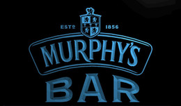 $enCountryForm.capitalKeyWord Australia - LS1251-b-BAR-Murphy-s-Ale-Beer-Neon-Light-Sign Decor Free Shipping Dropshipping Wholesale 8 colors to choose