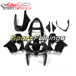 kawasaki body kits Australia - Full Motorcycles ABS Plastics Pure Black Fairings For Kawasaki ZX9R Year 2002 2003 ZX-9R Sportbike Body Kit Motorcycles Cowling New Arrival