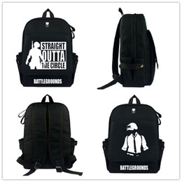 $enCountryForm.capitalKeyWord Australia - DHL free shipping Game Playerunknown's Battlegrounds PUBG Winner Chicken Dinner Backpack Boys Girls Stationery Action Toys for Kids Party