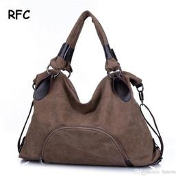 Wholesale- Free shipping Fashion Retro solid College Women s canvas girl  evening bags Cross body ladies small handbags bag female 9559d713b40db