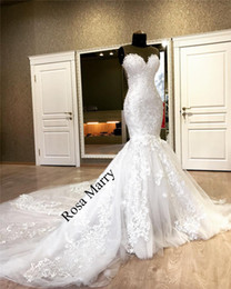 $enCountryForm.capitalKeyWord Australia - Sexy Plus Size Mermaid Cheap Wedding Dresses 2020 Illusion Vintage Lace Sequined Court Train Country Beach Vestido De Novia Bridal Gowns