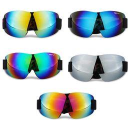 $enCountryForm.capitalKeyWord Australia - Winter Sports Single Layer Snowboard Goggles Anti-fog UV Protection Ski Goggles Lens for Snowmobile Skiing Skating Cycling