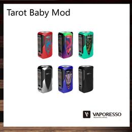 Battery fire mod online shopping - Vaporesso W Tarot Baby Mod Built in mAh Battery With inch TFT Screen s Firing Speed OMNI Board Chipset Original