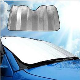 $enCountryForm.capitalKeyWord NZ - Car exterior protection Windshield Sunshades Casual Foldable Car Windshield Visor Cover Front Rear Block Window Sun Shade feb14