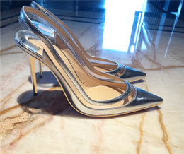 c30f9112078 Gold Shoes Transparent Heels Online Shopping | Gold Shoes ...
