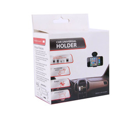Wholesale universal smartphone windshield mount resale online - Free DHL Universal Cellphone Car Mount Holder Windshield Desktop Bracket Holders For Cell Phone Smartphone Samsung iPhone Colors