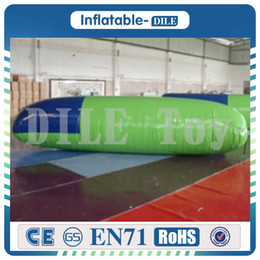 $enCountryForm.capitalKeyWord NZ - 7m*3m Inflatable Water Blob,Water Blob Jumping Bag ,inflatable jumping Ball For Children With Free One Pump