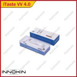 Itaste Innokin Battery Australia - Original Innokin iTaste VV4 Battery 1000mah Variable Wattage VW Mode 6-15W VV 4.0 E Cigarettes Battery 3 colors available