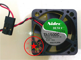 nidec fans 2019 - Nidec C34246-16 Server Square Fan DC 5V 0.24A 40x40x10mm 2-wire cheap nidec fans