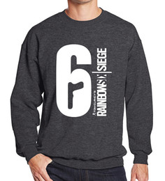 Chinese  Spring Streetwear Hoodies For Men Tracksuit Tom Clancy's Rainbow Six Siege Print Sweatshirt Hip Hop Cosplay Costume Hoodies manufacturers