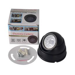 Discount security camera light - FGHGF Outdoor CCTV Fake Simulation Dummy Camera Home Surveillance Security Dome Mini Camera Flashing LED Light Fake Came