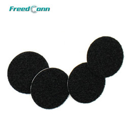 Speaker Ear Australia - 4PCS Felted Adhesive Earphone Pads for T-COMVB T-COMSC COLO COLORC FDCVB Ear Speaker and Microphone