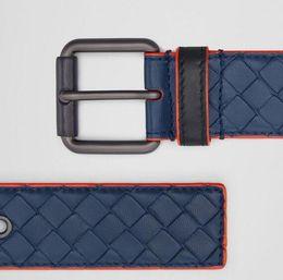 $enCountryForm.capitalKeyWord Australia - Togo 2019 Epsom Quality Real Leather Belt BELT IN PACIFIC VESUVIO TOURMALINE INTRECCIATO NAPPA