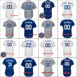Men 27 Matt Kemp 26 Chase Utley 14 Enrique Hernandez Women Youth 31 Joc  Pederson 66 Yasiel Puig 3 Chris Taylor 21 Thompson Baseball Jerseys a55149c0f