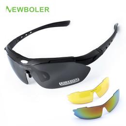 $enCountryForm.capitalKeyWord UK - NEWBOLER Man Women Polarized Cycling Eyewear Outdoor Sports SunGlasses MTB Bike Racing Bicycle Sunglasses Goggle+3 Lens