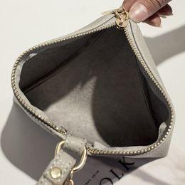 6d5051aeb434 Fashion Solid Women s Clutch Bag PU Unique Design Girls Triangle Dumplings  Shape Bag Clutch Party Bag Female Clutches Handbag