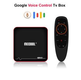 m8s iptv box 2019 - Google Voice Control Android 7.1 TV Box S905W Smart TV Streaming Box System Original M8S PRO W IPTV Box