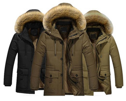Chinese  2018 Winter Jacket Men Fashion Design Parka Men Clothing Zipper Coat Male With Pockets manufacturers