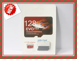New packagiNg products online shopping - Hot Sale New Products GB GB GB Evo Plus microSD gift SDXC UHS I card MB s class U3 K Ultra Class With Package DHL Free
