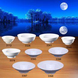 Melamine Dinnerware Ring Pattern Bowl Chain Restaurant A5 Melamine S Bowls Melamine Tableware Household Rice Bowl & Melamine Restaurant Dinnerware Canada | Best Selling Melamine ...