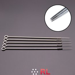 Wholesale Disposable Sterilize Tattoo Needle Cheap Professional Tattoo Needle Round Liner RL For Tattoo Ink Cups Tip Kits
