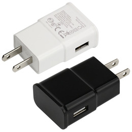 $enCountryForm.capitalKeyWord UK - 5V 2A USB 1 Ports Interface Travel EU US Plug USB Original Wall Charger Adapter For Samsung for iphoneXS X 8 7 6 cellphone 100pcs lot