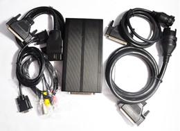 Großhandel MB Carsoft 7,4 Multiplexer ECU Chip Drehen MCU Kontrollierte Schnittstelle Für Mercedes Benz Carsoft 7,4