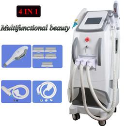 Elight rf ipl yag lasEr online shopping - opt shr Permanent hair removal Elight ipl shr hair machine IPL elight RF laser shr hair removal