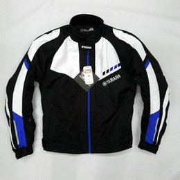 $enCountryForm.capitalKeyWord Australia - Motorcycle Jacket FOR YAMAHA Racing Sportswear Motocross Riding Textile Oxford Coat