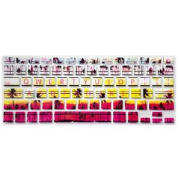 "Macbook Air Skins 13 Canada - Unique Tree Design Laptop Keyboard Protective Film for Macbook Air Pro Retina Display 13"" 15"" 17"" English Keyboard Skin Cover"