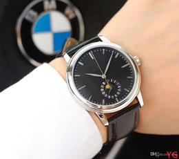Discount mechanical moonphase - men watch luxury Watch moonphase sapphire 40mm 2824-2 swiss mechanical Movement women YG factory Wristwatches Waterproof