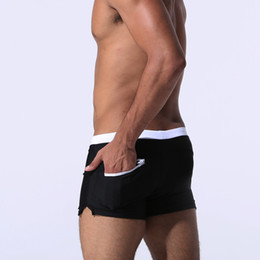 a6665c8120 Escatch Men Swimwear Classic Hot Swimsuit For Man Gay Briefs Sunga Swim  Suits Sungas De Praia Homens Beach Shorts
