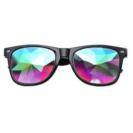 $enCountryForm.capitalKeyWord UK - C.F.GOEELE Kaleidoscope Colorful Glasses Rave Festival Party EDM Sunglasses Diffracted Lens Caleidoscoop Zonnebril