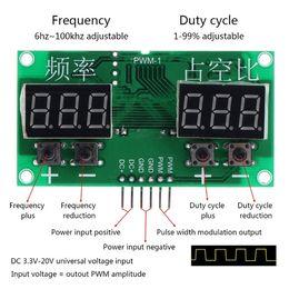 $enCountryForm.capitalKeyWord Australia - Freeshipping Square Rectangular Wave Signal Generator PWM Pulse Frequency Duty Cycle Adjust 5V 9V 12V DC