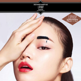 $enCountryForm.capitalKeyWord NZ - Eyebrow Mascara liquid Waterproof Long-lasting Dyeing not dizzydo Semi permanent Tattoo Eyebrow Gel