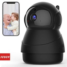 Digital Security Systems Canada - 1080P 2MP WiFi Home security cameras 360 degree Home Surveillance Camera System Wireless IP CCTV Baby monitor