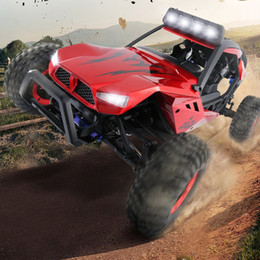 Chinese  JJRC Q46 1 12 2.4G 4CH High Speed Off Road Buggy Crawler 45km h RC Car Mad Man Remote Control Car manufacturers