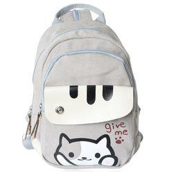1dcb16b45863 Cute Backpacks For High School Girls UK - Cute cartoon cat bag children backpack  women mini