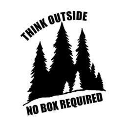 Discount truck rear window stickers - Rear Window Car Sticker Cute Fun Funny Car Truck Window White Vinyl Decal Sticker