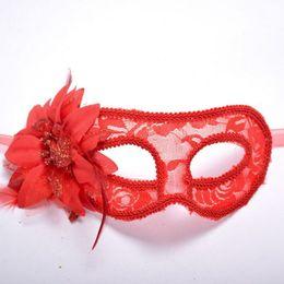 $enCountryForm.capitalKeyWord Australia - 2018 New Sexy Lace Flower Mask Bar Night Club Mask Women Girls Princess Masquerade Masks Halloween Dance Party Dress Decor