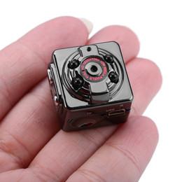 Vente en gros SQ8 Full HD 1080 P Mini Voiture DV DVR Caméra Caméscope IR Vision Nocturne Livraison Gratuite