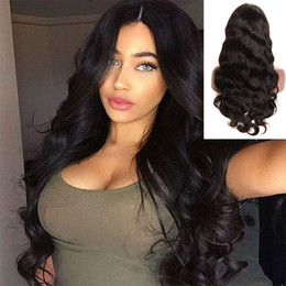 Discount natural hairstyles black women - 360 Lace Frontal Wigs Brazilian 360 Full Lace Human Hair Wigs For Black Women Wholesale Body Wave 360 Lace Wig with Baby