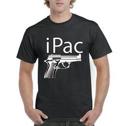 Custom Print T Shirt Cheap Australia - Paint Print Cheap T Shirtipac Mens T-shirt Tee100% Cotton Custom Made Tee Shirts