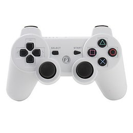 Playstation Wireless Controller Australia - PS3 controllers Wireless Controller Bluetooth Game Controllers Double Shock for For playstation 3 PS3 Joysticks gamepad
