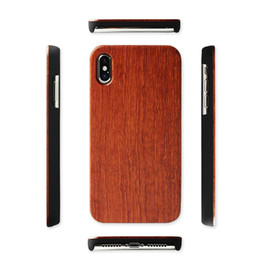 $enCountryForm.capitalKeyWord Australia - New Arrival Wood Case For Iphone XR XS Max 8 7 PLUS 6 Mobile Phone Cover Nature Wooden Bamboo Cover For Samsung Galaxy Note 9 S9 S8 S7 edge